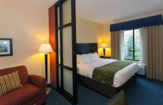 Chambre Comfort Suites East