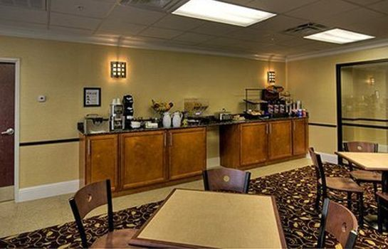 Restaurante Comfort Inn New Orleans Airport