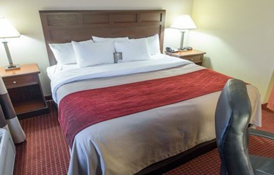 Suite Comfort Inn New Orleans Airport