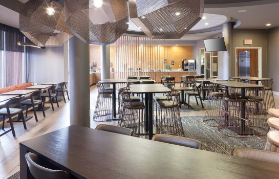 Restaurant SpringHill Suites Salt Lake City Airport