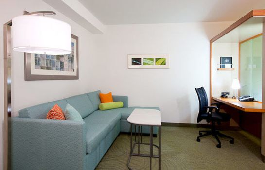Zimmer SpringHill Suites Salt Lake City Airport
