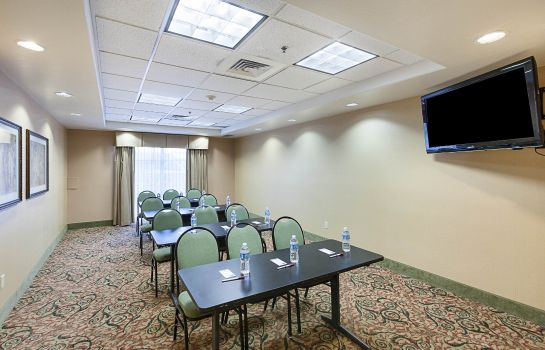 Sala konferencyjna Comfort Suites Medical Center near Six Flags