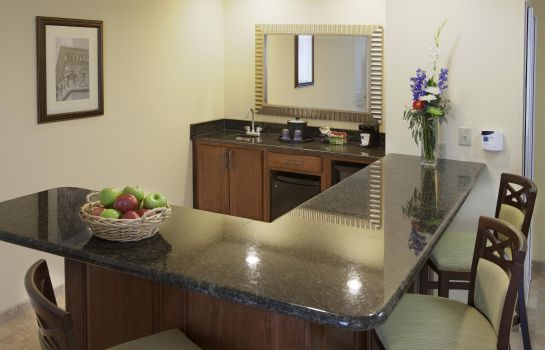 Hotel-Bar Hampton Inn - Suites Savannah-Midtown GA