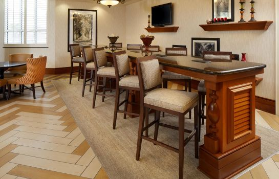 Hotelhalle Hampton Inn - Suites Savannah-Midtown GA