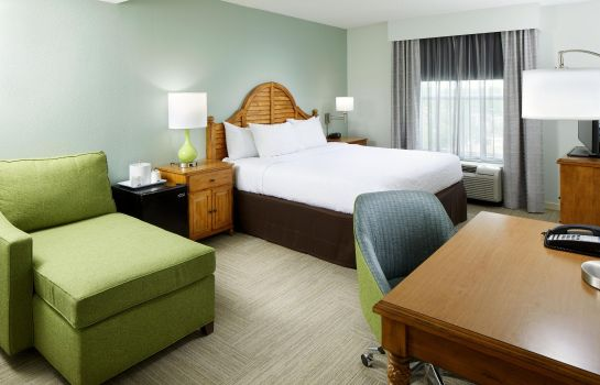 Zimmer Hampton Inn - Suites Savannah-Midtown GA