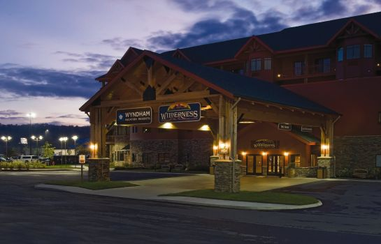 Außenansicht WYNDHAM GREAT SMOKIES LODGE