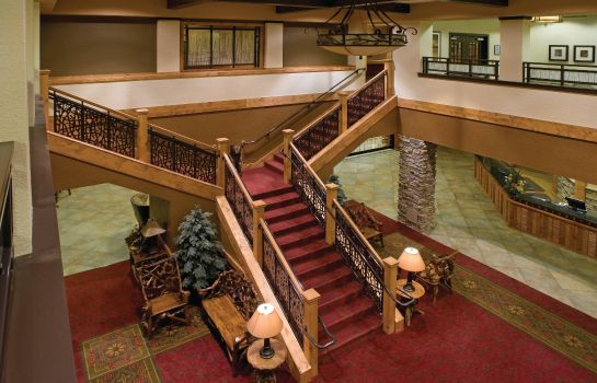 Hotelhalle WYNDHAM GREAT SMOKIES LODGE