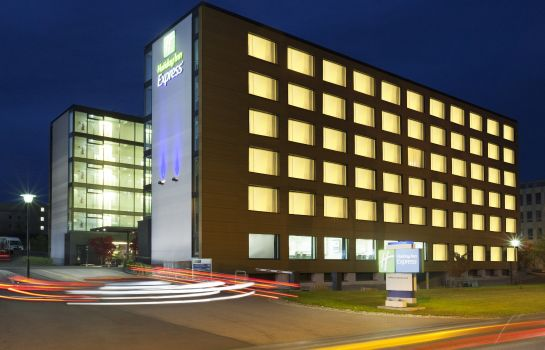 Buitenaanzicht Holiday Inn Express ZÜRICH AIRPORT