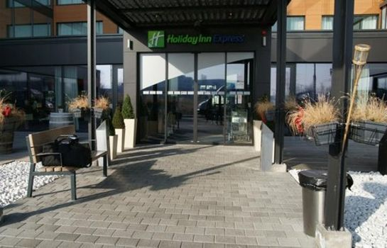 Hotelhal Holiday Inn Express ZÜRICH AIRPORT