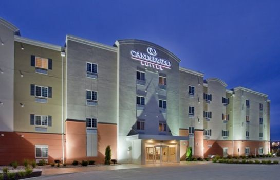 Exterior view Candlewood Suites KANSAS CITY NORTHEAST