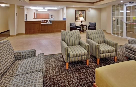 Lobby Candlewood Suites KANSAS CITY NORTHEAST