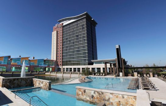 Vista esterna WIND CREEK ATMORE HOTEL AND CASINO