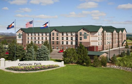 Außenansicht Homewood Suites by Hilton Denver-International Airport CO