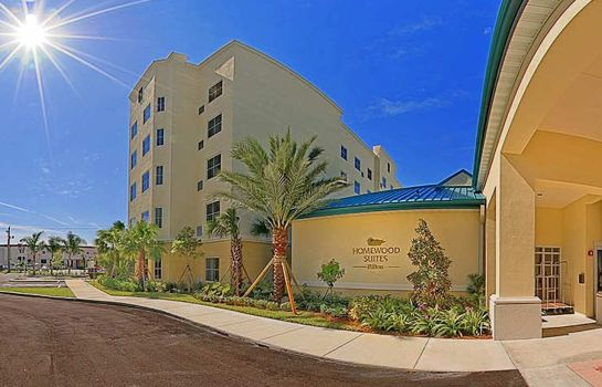 Vista exterior Homewood Suites by Hilton Miami - Airport West