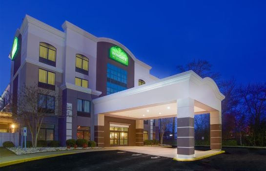 Außenansicht Comfort Inn & Suites Virginia Beach - Norfolk Airport