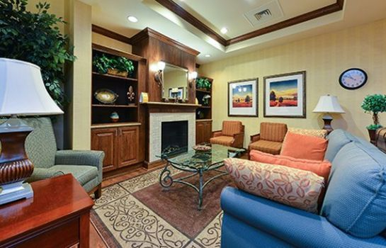 Hotelhalle Comfort Inn & Suites Virginia Beach - Norfolk Airport