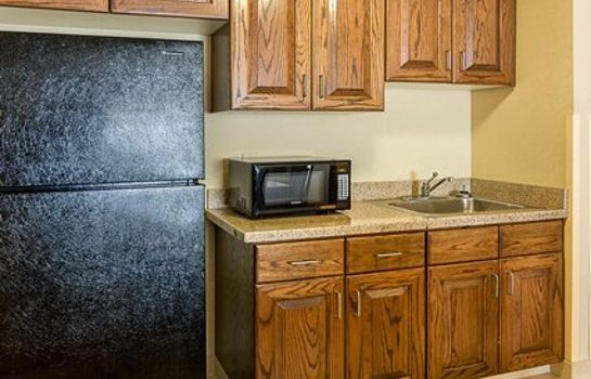 Suite Comfort Inn & Suites Virginia Beach - Norfolk Airport