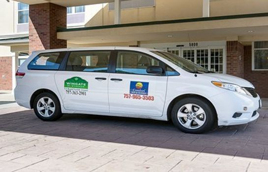 Info Comfort Inn & Suites Virginia Beach - Norfolk Airport