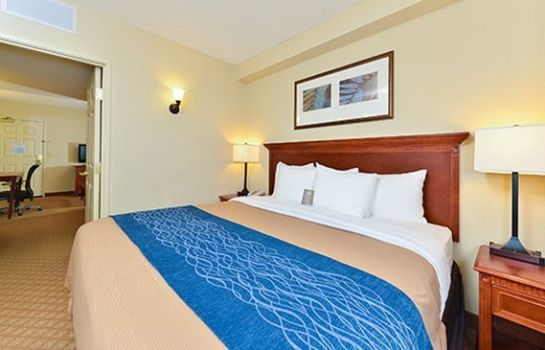 Zimmer Comfort Inn & Suites Virginia Beach - Norfolk Airport