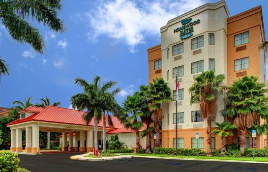 Außenansicht Homewood Suites by Hilton West Palm Beach