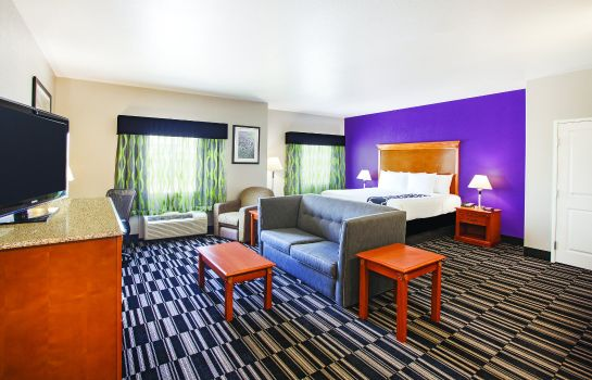 Suite La Quinta Inn and Suites Ada