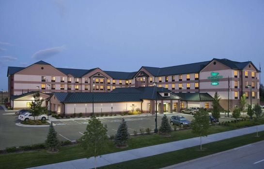 Exterior view Homewood Suites by Hilton Denver International Airport