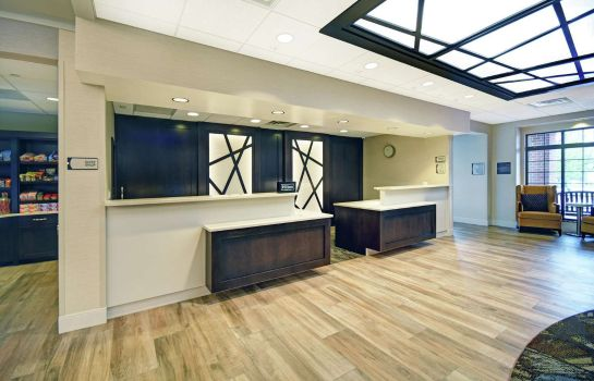 Lobby Homewood Suites by Hilton Denver International Airport