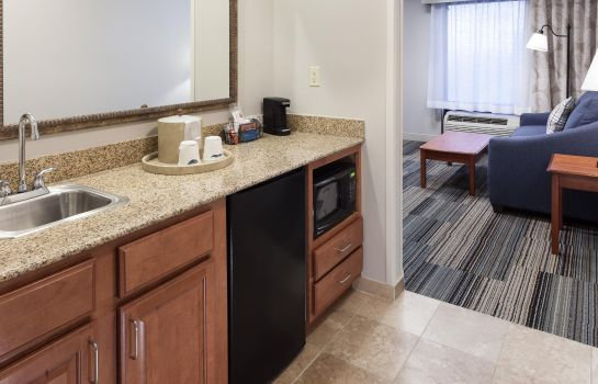 Hotelbar Hampton Inn - Suites Cedar Rapids - North
