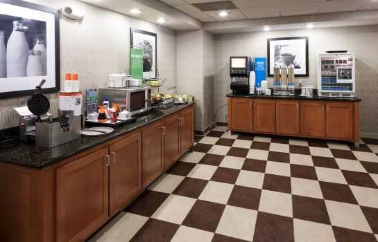 Restaurant Hampton Inn - Suites Cedar Rapids - North
