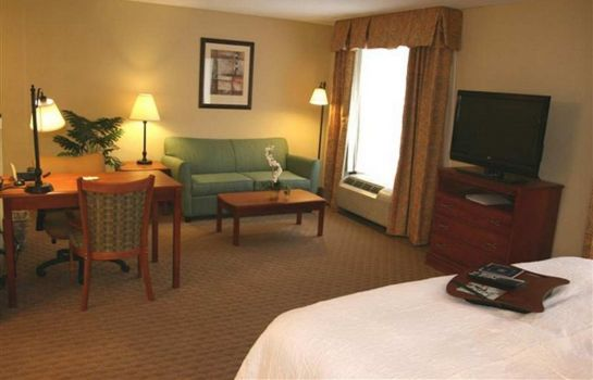 Suite Hampton Inn - Suites Cedar Rapids - North