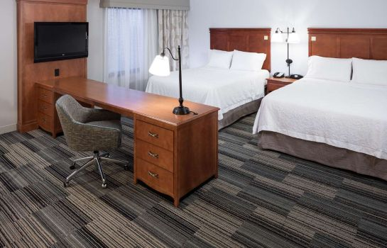 Kamers Hampton Inn - Suites Cedar Rapids - North