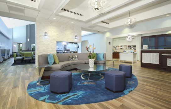 Hall de l'hôtel Homewood Suites by Hilton Miami - Airport West