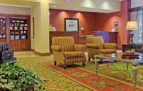Hotelhalle Homewood Suites by Hilton Miami - Airport West