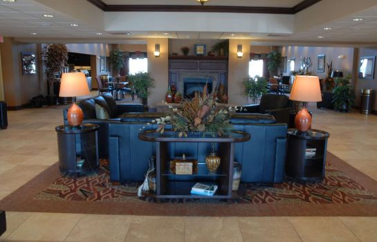Hotelhalle Homewood Suites by Hilton Rock Springs