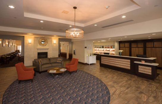 Hotelhalle Homewood Suites by Hilton San Antonio North