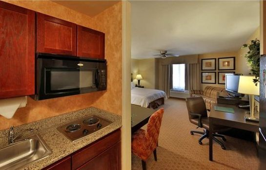 Hotel-Bar Homewood Suites by Hilton Silver Spring