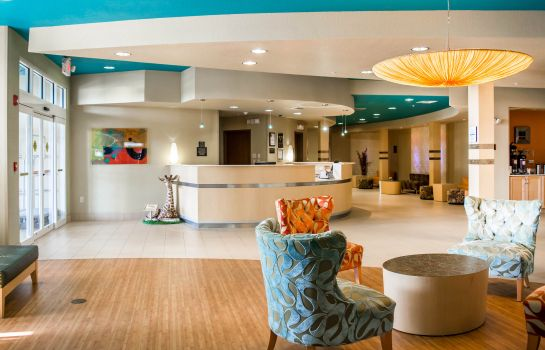 Hotelhalle Comfort Suites At Fairgrounds-Casino