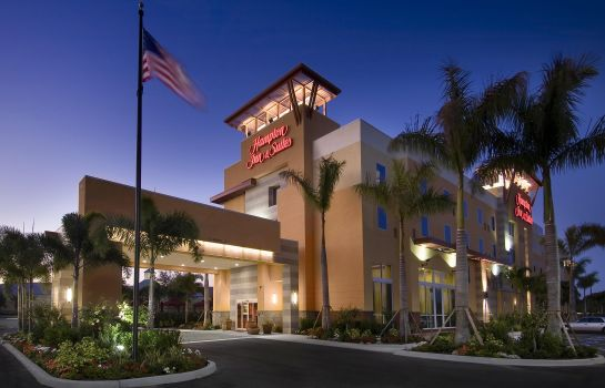 Außenansicht Hampton Inn - Suites Sarasota-Lakewood Ranch FL