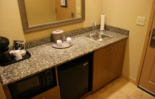 Hotel-Bar Hampton Inn - Suites Mobile Providence Park-Airport