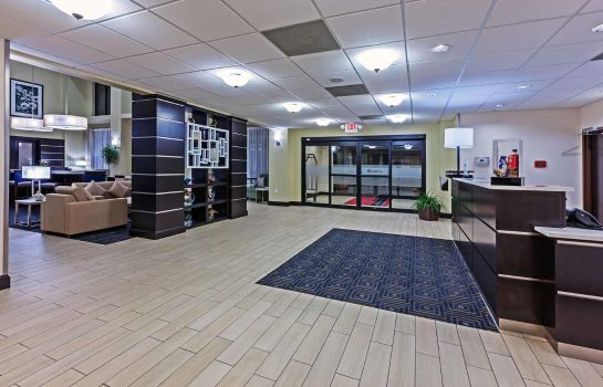 Lobby Hampton Inn and Suites Lake Jackson-Clute
