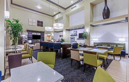 Restaurant Hampton Inn and Suites Lake Jackson-Clute