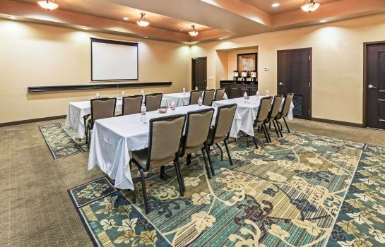 Conference room Hampton Inn and Suites Lake Jackson-Clute