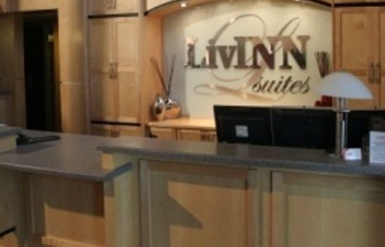Hol hotelowy LivINN Hotel Minneapolis South / Burnsville