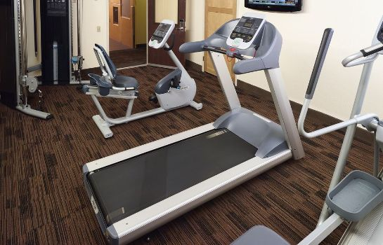 Instalaciones deportivas LivINN Hotel Minneapolis South / Burnsville