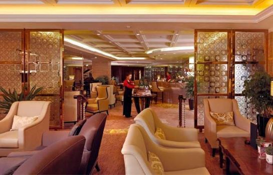 Hotel bar Days Hotel & Suites Hillsun Chongqing