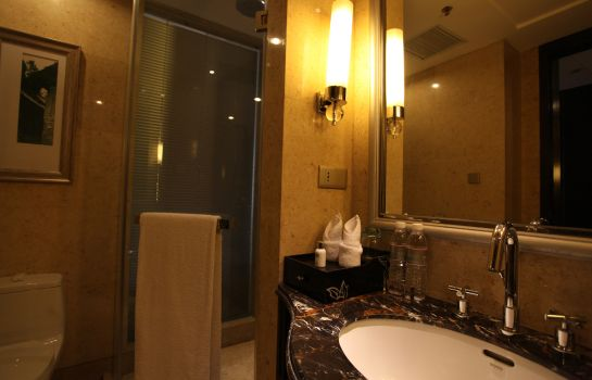 Bathroom Days Hotel & Suites Hillsun Chongqing
