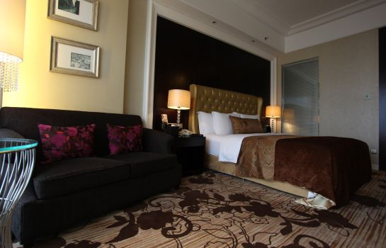 Single room (standard) Days Hotel & Suites Hillsun Chongqing