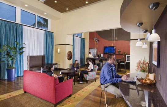 Hotelhalle Hampton Inn - Suites Sarasota-Lakewood Ranch FL
