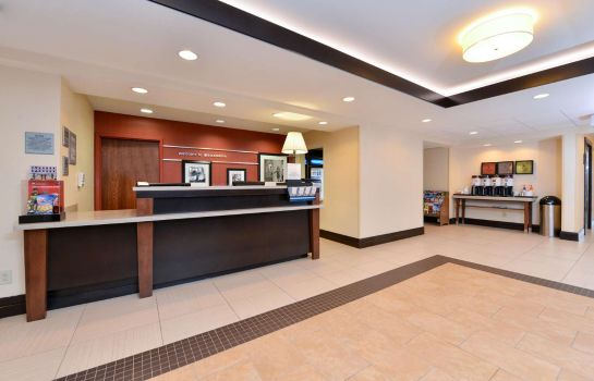 Hall de l'hôtel HAMPTON INN FT BELVOIR ALEXANDRIA