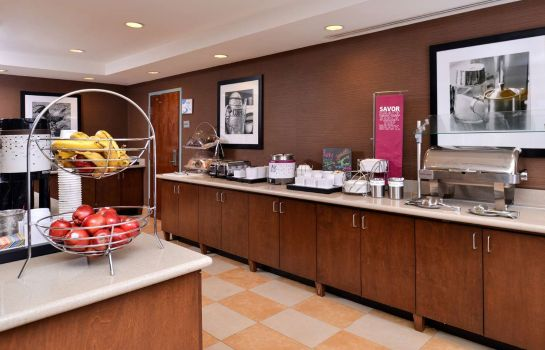 Restaurant Hampton Inn & Suites Fort Belvoir A
